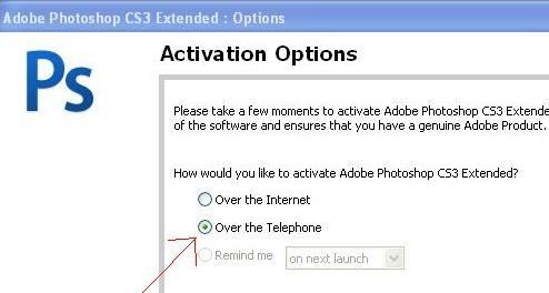 how to activate photoshop cs3 extended with keygen