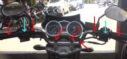 News Stang Kawasaki Ninja 150R Di Yamaha Vixion