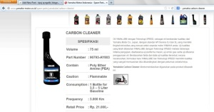 carbon cleaner jopir