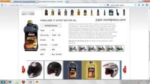 yamalube oil jopir