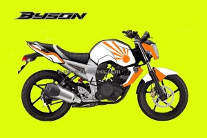design sticker byson
